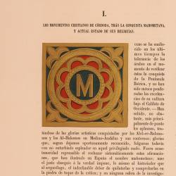 Latin-Byzantine Monuments of Córdoba. Second part