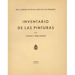 Inventario de las pinturas de la Real Academia de Bellas Artes de San Fernando