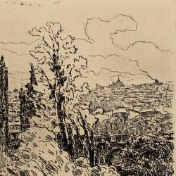 Madrilenian landscape