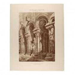 Ruins of St. Mary of the templars (Ceinos-District of Villalón)
