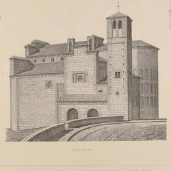 Parish Church of Santiago del Arrabal (Toledo)