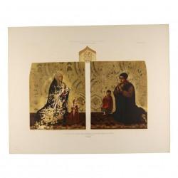 Portraits of Johan Guas (Architect San Juan de los Reyes) his wife and children (Toledo)