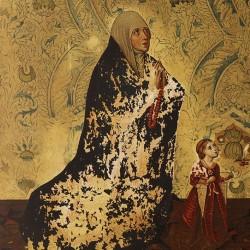 Retratos de Johan Guas (Arquitecto de San Juan de los Reyes) su mujer e hijos (Toledo)