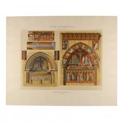 Old cathedral sepulchres (Salamanca)