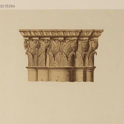Capiteles del interior de la catedral vieja (Salamanca)