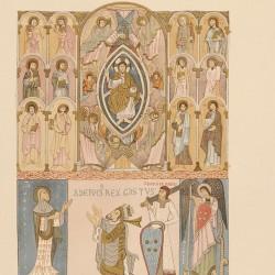 Miniatura y díptico de la catedral y cámara santa de Oviedo (Concejo de Oviedo)