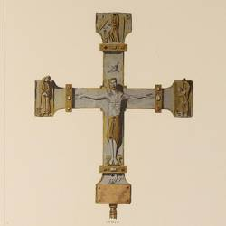 Cruces y arquetas de Asturias (Oviedo)