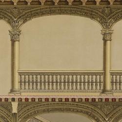 Staircase of the Archbishop's Palace (Alcalá de Henares)