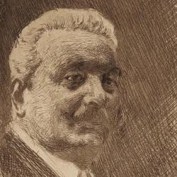 Portrait of unknown