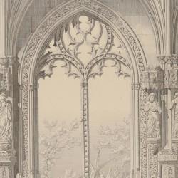 Compartment of the cloister of San Juan de los Reyes (Toledo)
