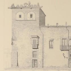 "House called ""del Cordón"" (Burgos)"