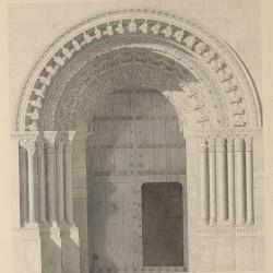 North and Half Day façades of the Collegiate (Toro)
