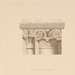 Details of Santa Maria de Villamayor (Infiesto council)