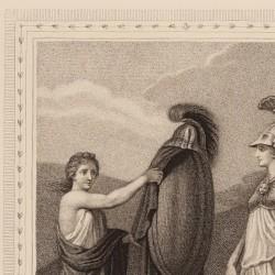 Pallas et la Victoire [Palas y la Victoria]