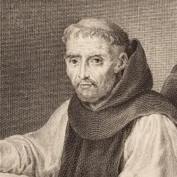 Portrait of José de Sigüenza