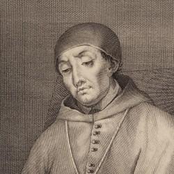 Portrait of Alonso de Madrigal, el Tostado
