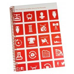 Libreta iconos