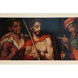 Postal Cristo resucitado