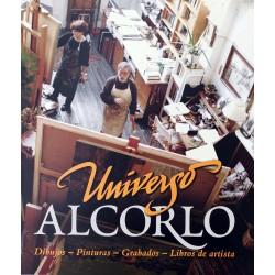 Catálogo exposición Universo Alcorlo