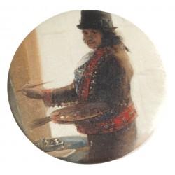 Imán redondo Francisco de Goya