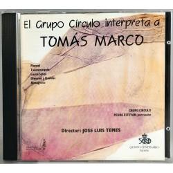 Grupo círculo: Tomás Marco