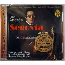 CD Andrés Segovia