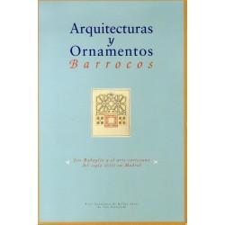 Arquitecturas y ornamentos barrocos. Los Rabaglio