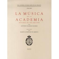 La música en la Academia