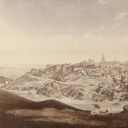 General view of Toledo from the southeast (Toledo)