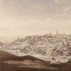 Vista general de Toledo por la parte sudeste (Toledo)