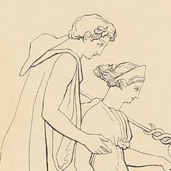 Pandora recibida por Epimeteo (Lámina 7)