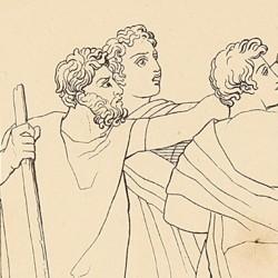 La perversidad de los hombres obliga á volverse al cielo (Lámina 15)